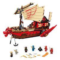 LEGO樂高 71705 忍者終極使命號