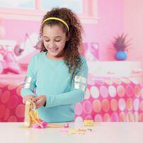 Barbie芭比玩頭髮組合