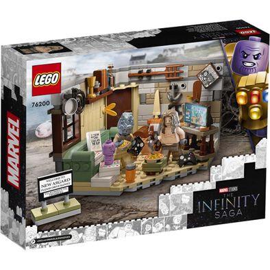 LEGO樂高 Bro Thor's New Asgard 76200