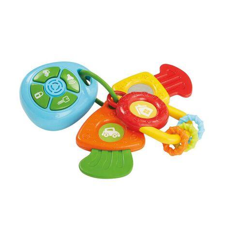 BRU Infant & Preschool 車鑰匙固齒器