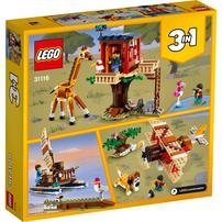 Lego樂高 Creator 31116 野生動物園樹屋