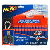 NERF 菁英系列戰鬥彈夾腰帶組