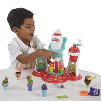 Play-Doh培樂多終極蛋捲冰淇淋遊戲組