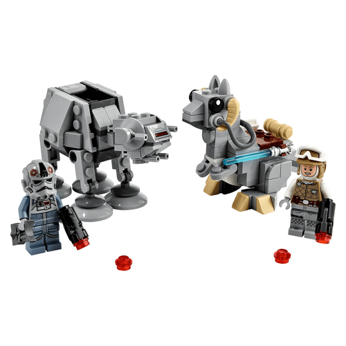 Lego樂高 Star Wars TM 75298 AT-AT vs. Tauntaun Microfighters