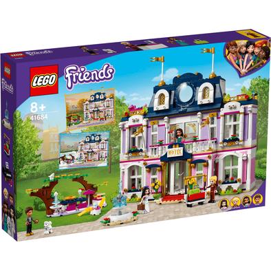 Lego樂高 41684 心湖城大飯店