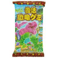 Kracie Foods 知育果子系列 創意diy-復活恐龍小達人
