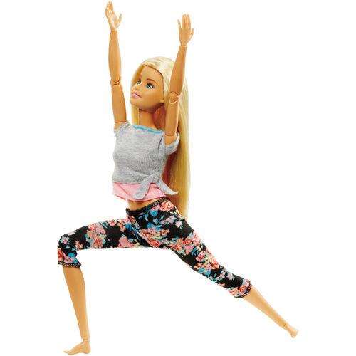 Barbie芭比瑜伽娃娃-隨機出貨
