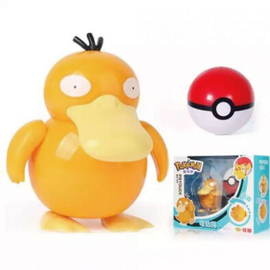 Pokemon寶可夢變形系列 可達鴨