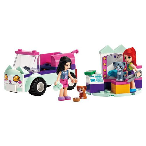 LEGO樂高 41439 貓咪美容車