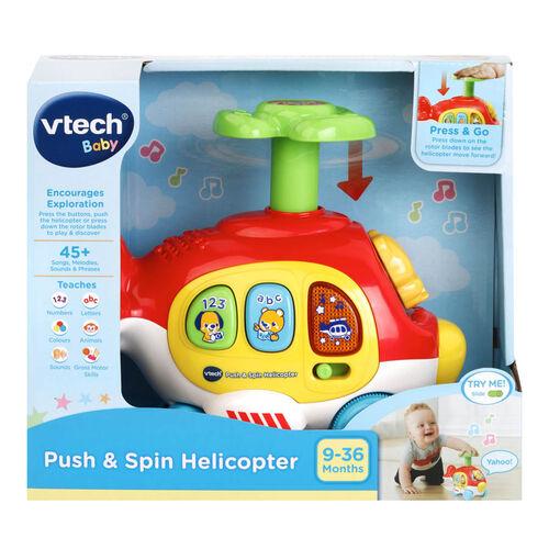 Vtech偉易達 音樂直升機