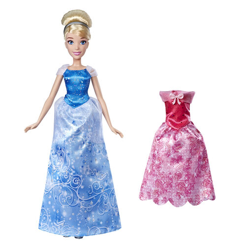 Disney Princess迪士尼公主 美美換裝人物組 - 隨機發貨