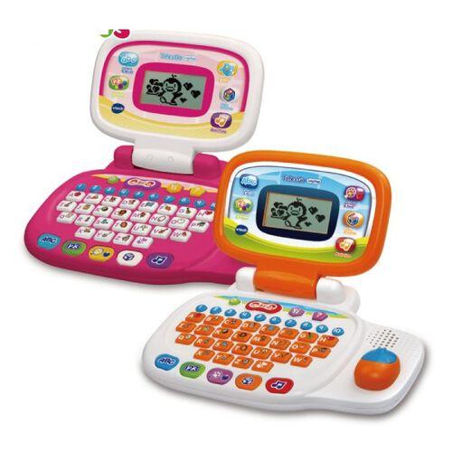 Vtech 兒童智慧學習小筆電-粉
