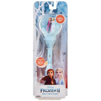 Disney Frozen迪士尼冰雪奇緣?2?音樂晶球權杖
