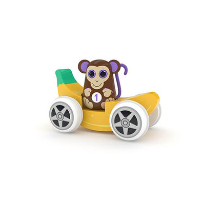 J'adore 猴子與香蕉小車