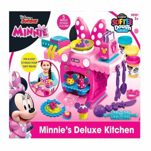 Disney迪士尼米妮廚房黏土玩具組