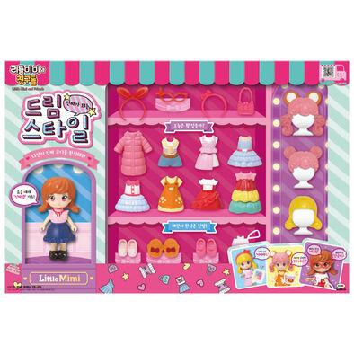 Mimi World Joy的夢幻衣櫥