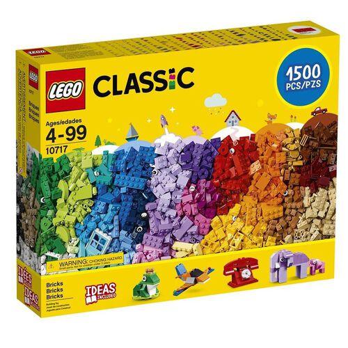 LEGO樂高經典系列顆粒拼砌組合 10717