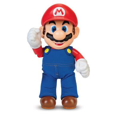 Mario Toys瑪琍歐 12吋感應音效瑪利歐