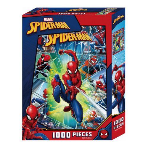 Marvel漫威 蜘蛛人1000片盒裝拼圖