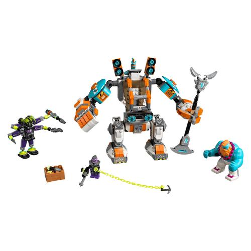 Lego樂高 悟空小俠 80025 沙大力能量機甲