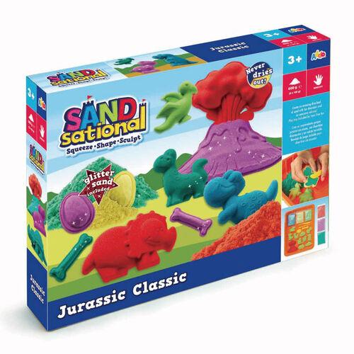 Sandsational 侏羅紀恐龍動力沙