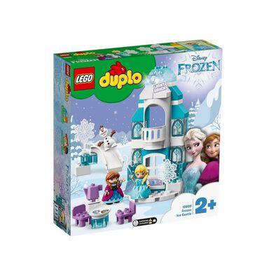 LEGO樂高得寶系列 10899 Frozen Ice Castle 積木 玩具