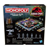 Monopoly地產大亨侏羅紀公園收藏版