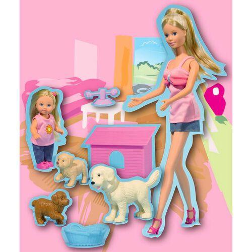 Steffi Love & Evi Love快樂寵物組 - 隨機發貨