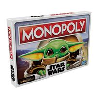 Monopoly地產大亨尤達寶寶收藏版