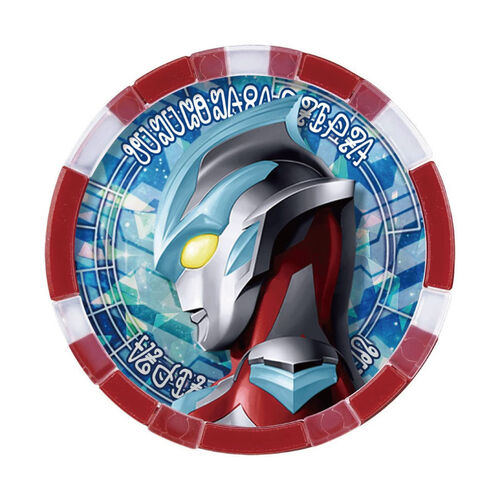 Ultraman超人力霸王 DX 超人光之卡&超人徽章 超人力霸王捷德套組