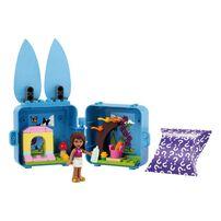 LEGO樂高 41666 寵物秘密寶盒-安德里亞的兔子