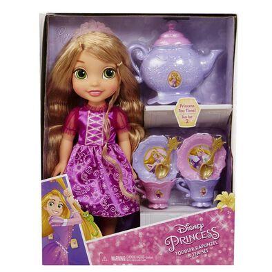 Disney Princess迪士尼公主娃娃午茶組 - 隨機發貨
