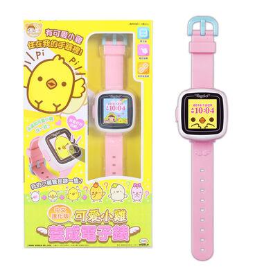 Mimi World 可愛小雞養成電子錶中文進化版