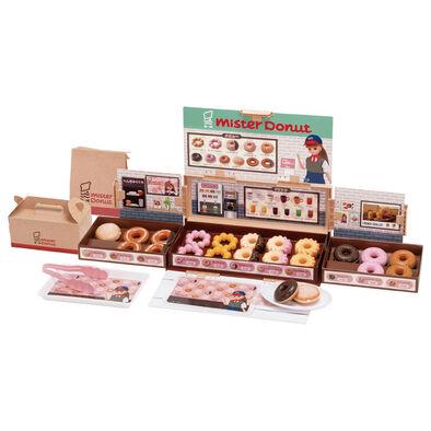 Licca莉卡娃娃 2020 莉卡Mister Donut家家酒遊戲組