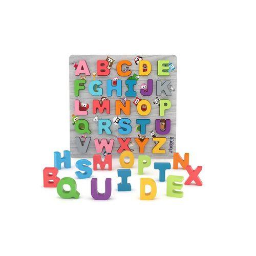 J'adore動物字母拼圖