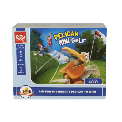 Play Pop 大嘴鳥迷你高爾夫