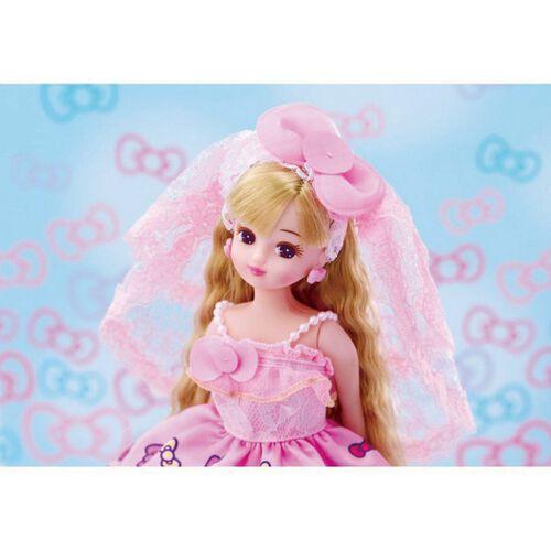 Licca莉卡娃娃凱蒂貓 Hello Kitty LD-13 Kitty莉卡娃娃