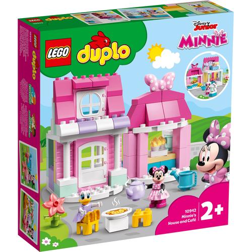 Lego樂高 10942 Minnie's House and Café