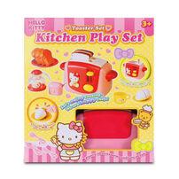 Hello Kitty凱蒂貓烤麵包機
