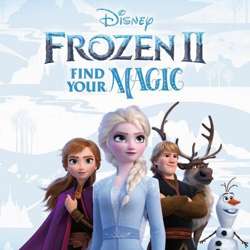 Disney Frozen迪士尼冰雪奇緣frozen2 化妝旅行箱