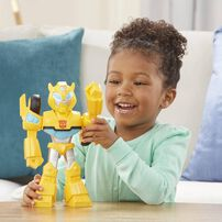Playskool兒樂寶Transformers變形金剛巨型威力人物組 - 隨機發貨