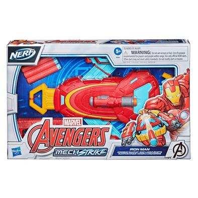 Marvel Avengers漫威復仇者聯盟 機械盔甲系列 鋼鐵人發射器