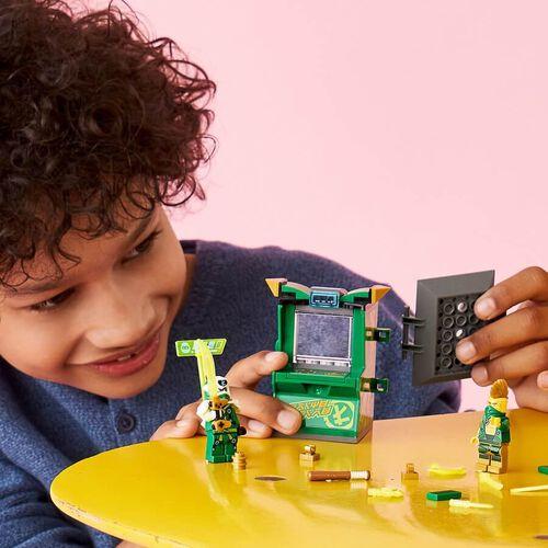 LEGO樂高幻影忍者系列勞埃德 - 街機 71716