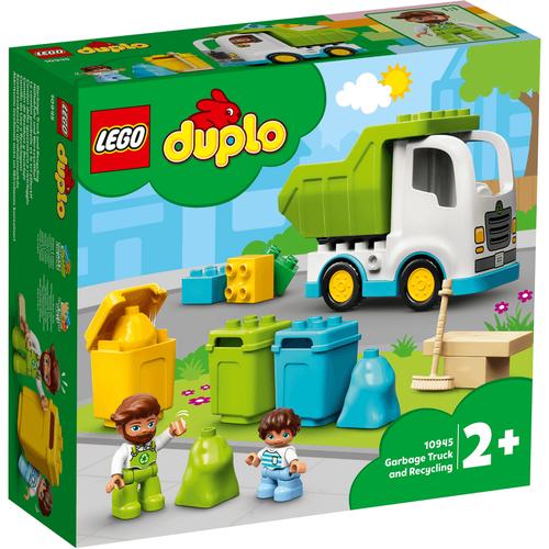Lego樂高 10945 資源回收垃圾車