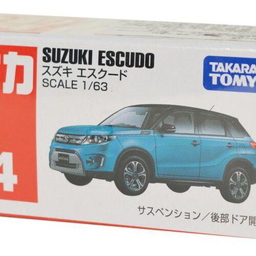 Tomica多美 No﹒14 Suzuki Escudo
