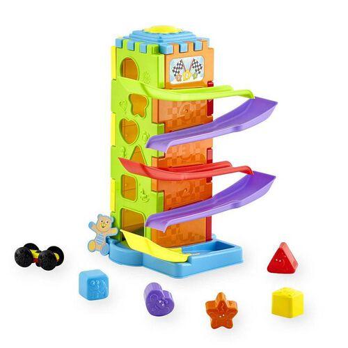 BRU Infant & Preschool 五合一趣味塔樓組