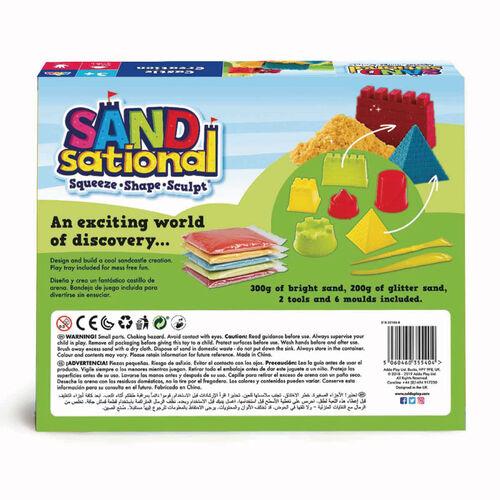 Sandsational 小型城堡動力沙