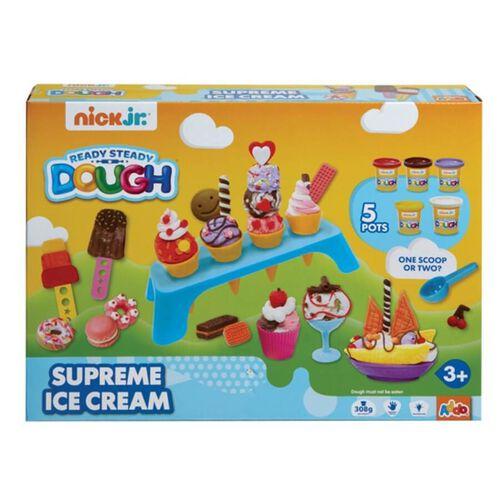 Nick Jr冰淇淋創作黏土組