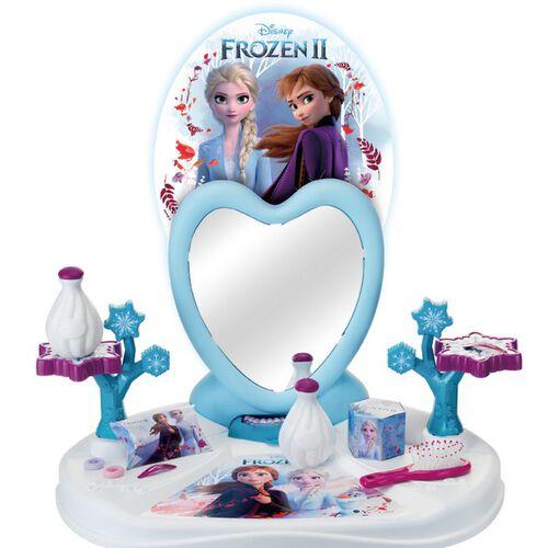 Disney Frozen迪士尼冰雪奇緣frozen2 化妝台