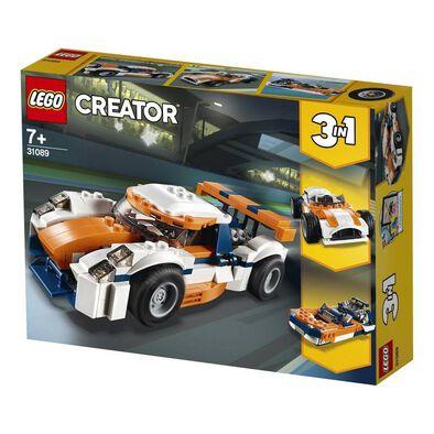 LEGO樂高創意系列 31089 日落賽車 積木 玩具